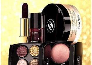 Chanel Holiday 2012 Makeup Collection – Eclats du Soir de Chanel