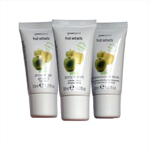 GREENLAND FRUIT EXSTRACTS Shower gel/Body cream/Shampoo Apple