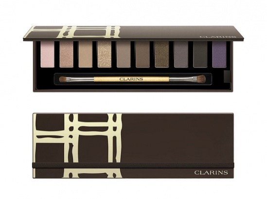 Новинка CLARINS - The Essentials, Mineral & Plant Extracts Eye Make-Up Palette
